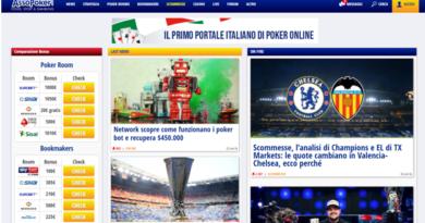 Assopoker il portale di notizie e informazioni italiano