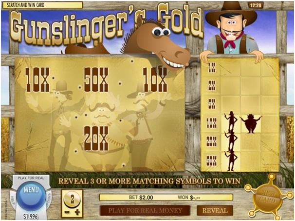 Come si gioca a Gratta e Vinci su Rich Casino