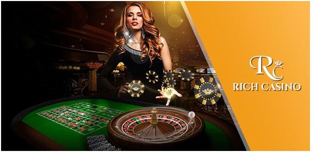 Come si gioca a gratta e vinci istantanei su Rich Casino