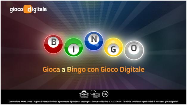 Gioco Digitale Bingo