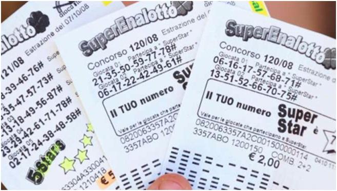 """Il numero """"SuperStar"""" è un numero aggiuntivo che costa in più per giocare."""