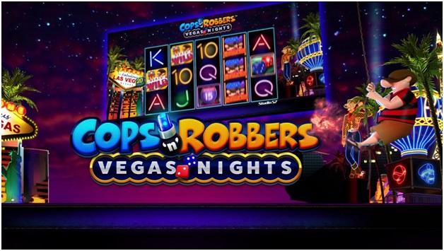 Informazioni sul gioco Cops 'n' Robbers Vegas Nights