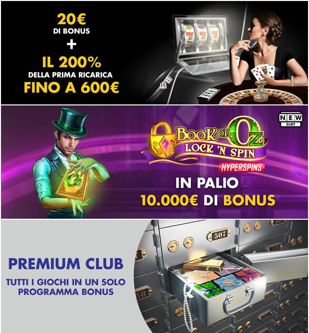 Offerte bonus