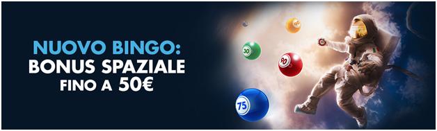Offerte di bonus di Bingo Lottomatica