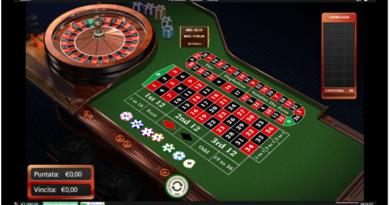 Roulette-Sisal-online
