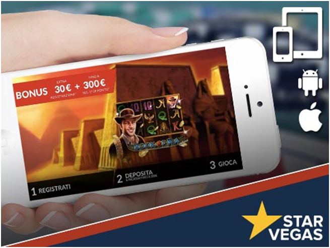 Starvegas casino app