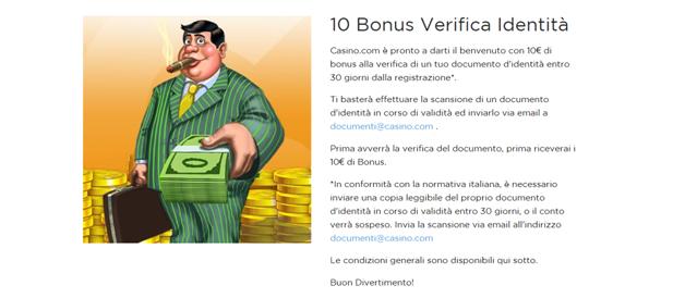 casino.com casino - Bonus Senza Deposito Immediato
