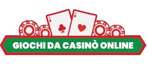 giochi da casinò online con soldi veri logo