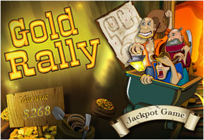 gold rally slot soldi