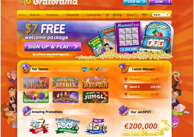 gratorama-online-casino-italia