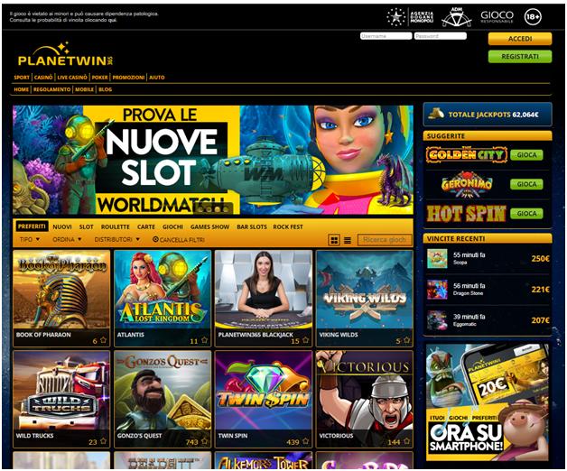 slot-machine-al-casinò-planetwin-365